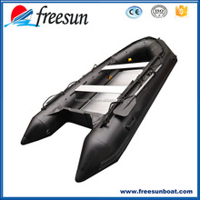 0.9mm PVC 12.2 ft Inflatable Boat Inflatable Rescue & Dive Boat Inflatable Raft