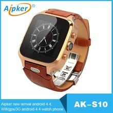 Aoke GPS WIFI SOS SKYPE 4g watch phone