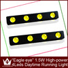 2012 Hot Selling Eagle Eye Light Low Energy Cost Car LED Daytime Running Light
