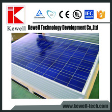 Hot sale and low price 156*156 solar cell for solar power system 250W poly solar module