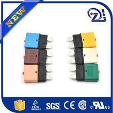 type b circuit breaker bs 60898 circuit breaker transformers iATY Automatic Reset fuse Circuit Breaker Blade