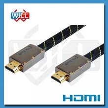 Free sample A to A 1.4v 15m flat hdmi cable For PS3/XBOX360