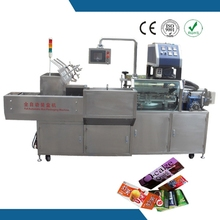 Operation specifications and guarantee of safety and efficiency cheese wafer carton box sealing machine