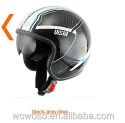Motorcycle helmets OP-011 Open Face with sun visor