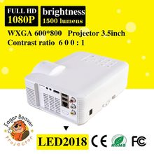 Android tablet projector trade assurance supply customize lowest price wifi projector