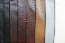 embossed soft breathable sofa leather for sofa and car seat