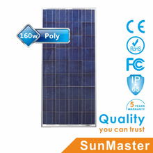 Practical 5W to 250W polycrystalline silicon solar cell price for China supplier