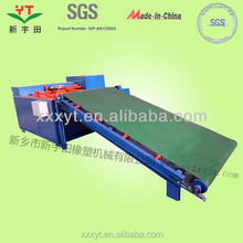 used nylon car/truck tire cutting equipment for sale/tire scrap rubber shredding machine