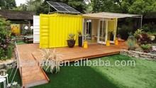 20ft modified container villa with furniture