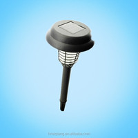 Top quality,low price solar mosquito killer lamp/solar mosquito killing light/solar zapper light with 600MAH NI-MH battery