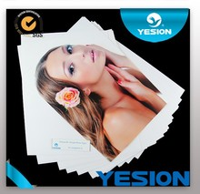 Yesion 2015 Hot Sales ! Best Quality RC photo Paper Waterproof A4 5x7 4x6 Inkjet RC High Glossy Photo Paper 260gsm