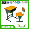 used adjustable table and chair for sale/school desk and chair