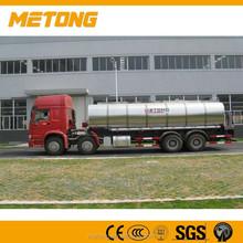 LMT5312GLQW high efficiency Bitumen transport tank,bitumen truck
