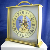 carriage clock,anniversary clock