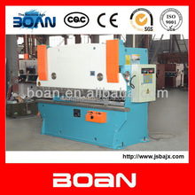 WC67Y-series sheet metal cutting and bending machine