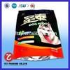 High quality recycle dog food bag with custom printing