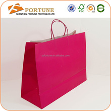 Luxury paper bag,kraft brown paper bag images
