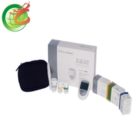 3 in 1 blood check /blood sugar 24h monitor/diabetes groups Uric Acid CE certificate medical equip ,portable Glucose Monitor