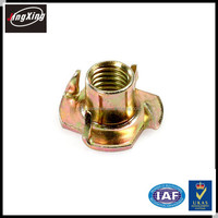 Supplier furniture threaded t nuts/tee nut/t-nut
