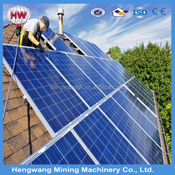 high quality 3000W solar panel with micro inverter