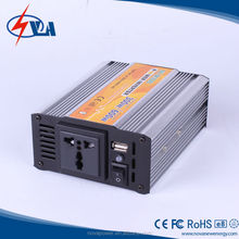 Modified sine wave dc 12v ac 220v 110v to 220v voltage converter