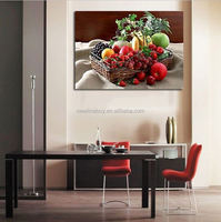 2015 Fruit baskets modern Chinese style painting murals decorative painting frame painting the living room sofa canvas painting