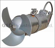 MA Three-blade Spiral Agitator/blade of submersilbe type