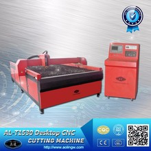 AL-TT1530 Cheap CNC Plasma Cutting Machine For Metal