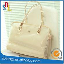 2014 jelly bean bag fashion jelly bag for women wholesale jelly handbags