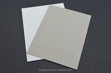 C1S Duplex White Lined Grey Board