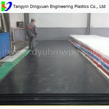 black wear resistant/anti-UV/radiation resistance/uhmw/polyethylene plastic sheet/board/plate/panel