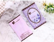Vanilla Natural Home Fragrance Air Freshener For Car Garderobe Scent Sachets