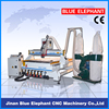 HSD spindle atc cnc router, wood cnc router, cnc woodworking knife cutting machine