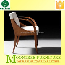 Moontree MDC-1138 modern stock dining chair for restaurant