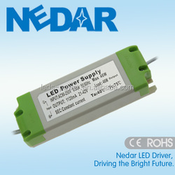 40W 1200mA DC 34V AC 220V LED Driver Power Constant Current with 2 Years Warranty for LED Panel Light