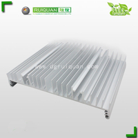 New developed aluminium extrusion enclosure for power amplifier