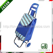 luggage cart aluminum hand trolly