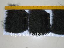 Synthetic hair Black Angel 4PCS