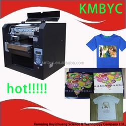 cheaper manual 6-color garment printer,t-shirt printer machine