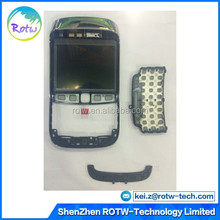 Wholesale for blackberry 9790 mobile phone front housing white