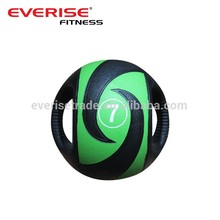 fitness medicine ball with handle