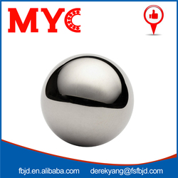 Good quality chrome steel ball used for machine ball