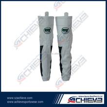 Cheap custom china supplier small quantity moq wholesale ice hockey socks