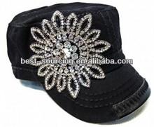 2015 100% Cotton New Fashion Mens Sports Design Your Own 5 Panel Hat Cap