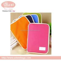mens travel document bag, zipper document bag