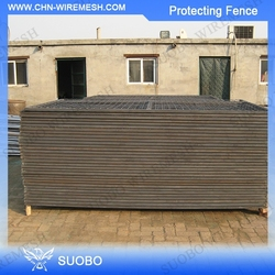 SUOBO wire mesh cheap house fence and gates, Free samples Hot Free samples cheap house fence and gates