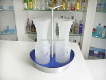 Wine Bottle Carrier/3 compartments bottle carrier or cargo carrier