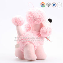 Animal dog toy plush prosperous dog toy
