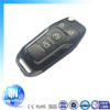 QN-RS350X car key remote compatible with Ford Mondeo, Fiesta, Ford Focus 433Mhz flip key remote control car