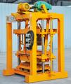 Semi máquina automática para fazer bloqueio blocos no quênia